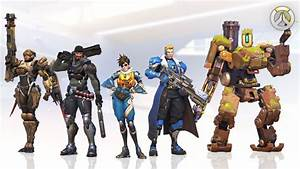 What Do You Think About The Overwatch Skins Announced
