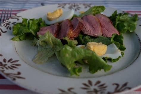 Entree Salade Magret De Canard by Salade De Magret De Canard La Classe De Cuisine La