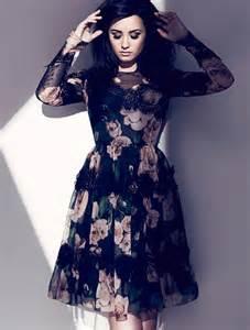 Demi Lovato Fashion Magazine