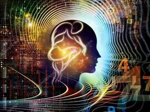 Energy of Human Mind — Stock Photo © agsandrew #32268919  Mind
