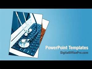 How To Create Template In Powerpoint Medical Technology Powerpoint Template Backgrounds