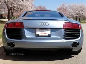 2008 Audi R8 Coupe 4  2l V8 Rare 6