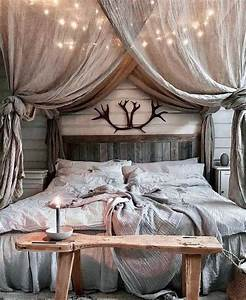 Glamorous, Canopy, Beds, Ideas, For, Romantic, Bedroom, 39