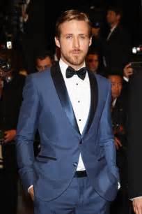 martin gray mariage gosling shines in blue salvatore ferragamo custom made tuxedo upscalehype