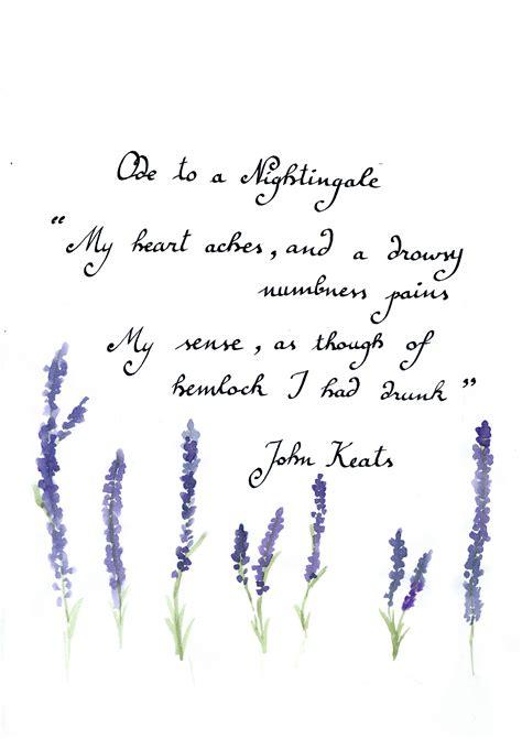 endymion john keats   hear   heart  mothers