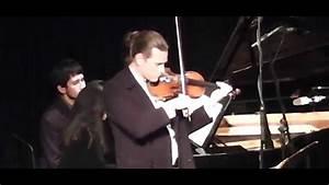 Pyotr Ilyich Tchaikovsky - Serenade Melancolique - op 26 ...