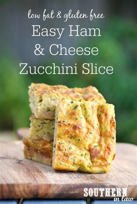 cuisine thermomix best 25 zucchini slice ideas on