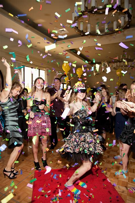 bar  bat mitzvahs party trends wedding