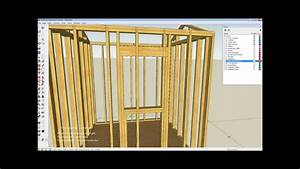 Shed Wall Layout And Framing Basics Part Two