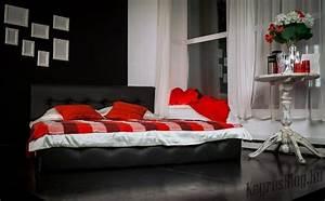 Как добавить капельку страсти в интерьер спальни