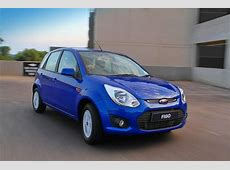 Ford Figo Gets Updated for 2013 autoevolution