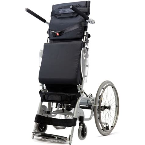 karman power standing manual wheelchair stand up wheelchairs