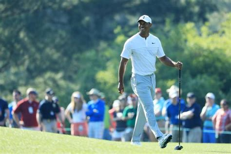 Masters 2018: This year's list of Tiger Woods Masters prop ...