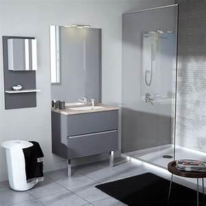 smart tiroirs meuble vasque de salle de bain pour petits With meuble salle de bain petit espace