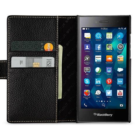 premium cases for blackberry leap stilgut