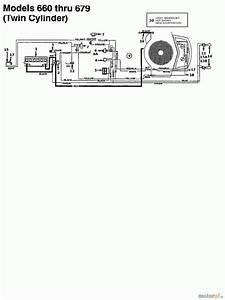 Mtd Lawn Tractors 13  96 135n675f678  1995  Wiring Diagram
