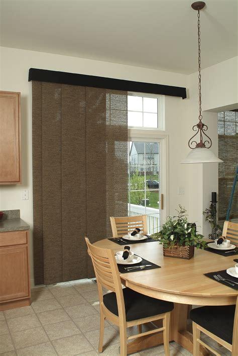 sliding panel blinds villa s elance sliding panels from horizon villa blind