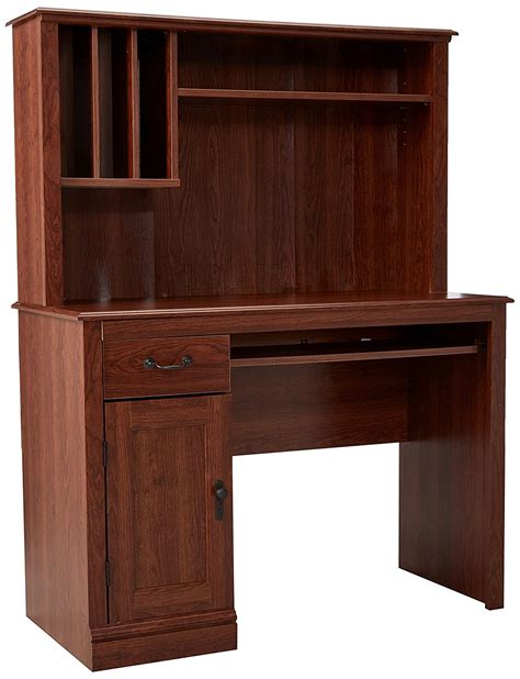 desk with hutch and drawers computer desk with hutch and drawers home furniture design