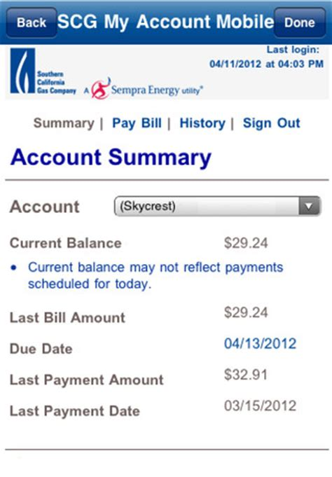 southern california gas company phone number socalgas app for iphone finance app by southern