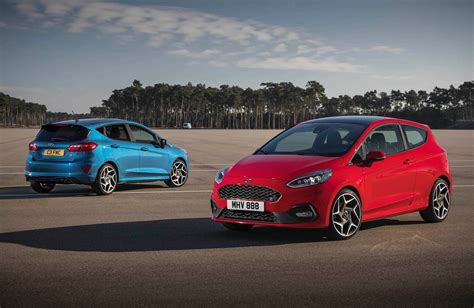 2018 Ford Fiesta St Specs Revealed; Quaife Diff, Launch