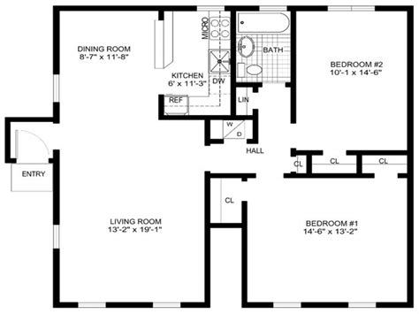 Free Printable Furniture Templates For Floor Plans