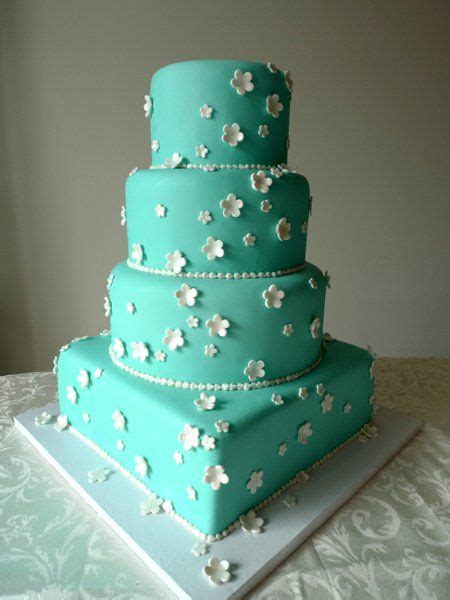 ideas  blue cakes  pinterest vintage cakes