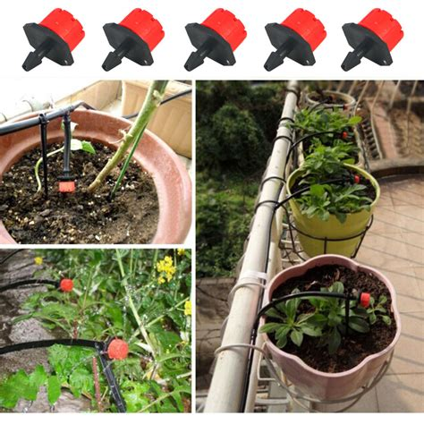 micro drip irrigation system 1 4 quot hose barb irrigation