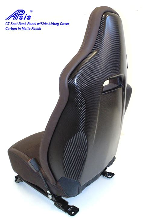 90833 Gt Seat Covers Coupon by C7 14 Up Lamination Black Carbon Gt Seat Back Panel Or