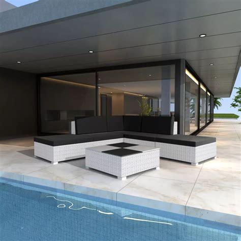Gartenmöbel Rattan Set by Lounge Sets Und Andere Gartenm 246 Bel Vidaxl