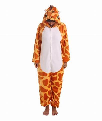 Onesie Animal Adult Giraffe Hump Stick Don