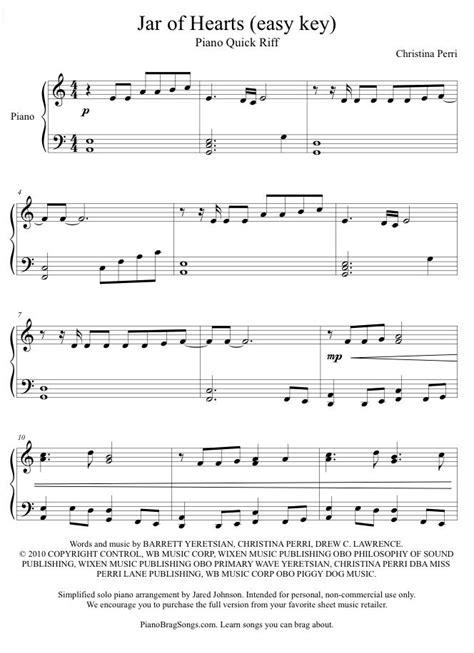 kunci piano jar of heart 25 best ideas about jar of hearts piano on pinterest chord jar of heart piano music notes