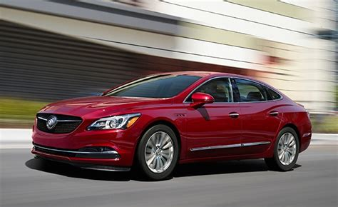 buick lacrosse lineup adds sport touring model