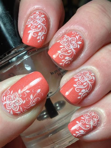 Best 25+ Stamping nail art ideas on Pinterest | Nail stamping Pretty nails and Nail art
