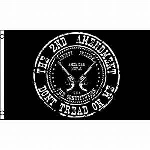 X Light Led Glow Pro The 2nd Amendment Don 39 T Tread On Me 3 39 X 5 39 Flag F 2824