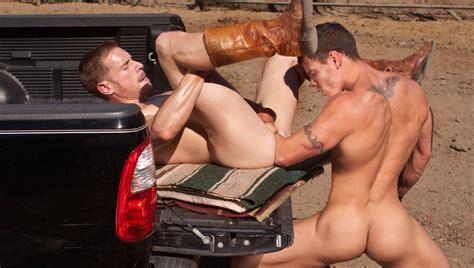 Billy Berlin And Jesse Santana In Ranch Hands Scene 02