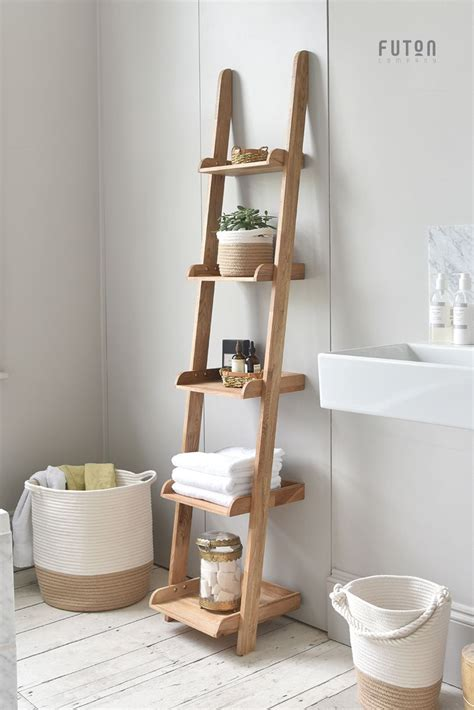 narrow version    selling ladder shelves