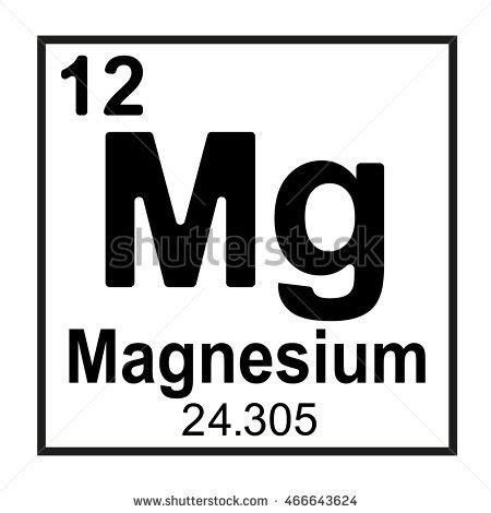 magnesium periodic table elenatlt s portfolio on