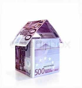 500 Euro Häuser : money haus ab 500 euro banknoten aus stock foto colourbox ~ Indierocktalk.com Haus und Dekorationen
