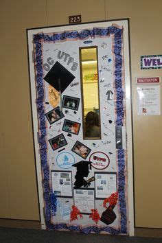 images  college door contest  pinterest