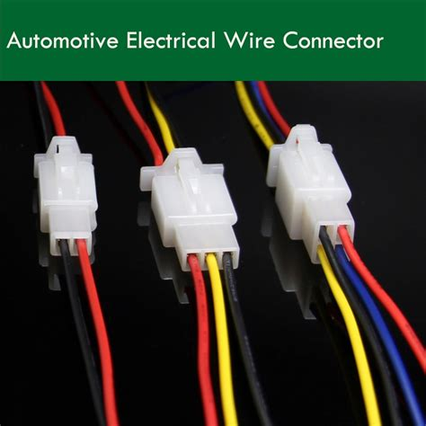 10pcs 2 8mm automotive electrical wire connector