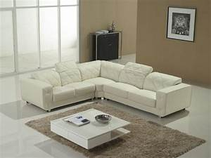 white sectional sofa v 23 leather sectionals With white sectional sofa