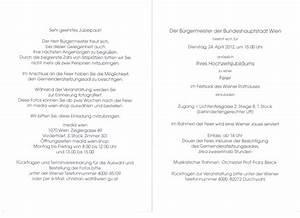Rede Zur Goldenen Hochzeit Vom Bräutigam : doris 39 diary goldene hochzeit im wiener rathaus ~ Watch28wear.com Haus und Dekorationen