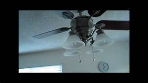 Beautiful harbor breeze lights and ceilng fan kit