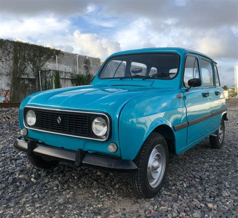 Renault 4 For Sale by Renault R4 For Sale Car Magazine