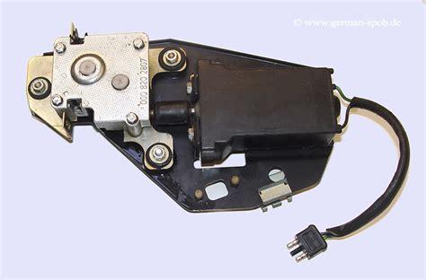 electric motor sunroof w116 w123 mercedes bosch a0008202442 0130830001 0008202442