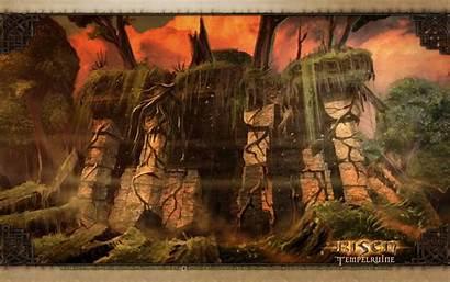 Risen Ruin Temple