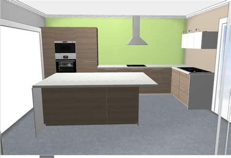 projet cuisine photo projet cuisine façade brokhult autres tarn 81