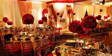 gold and red wedding decor billingsblessingbags org