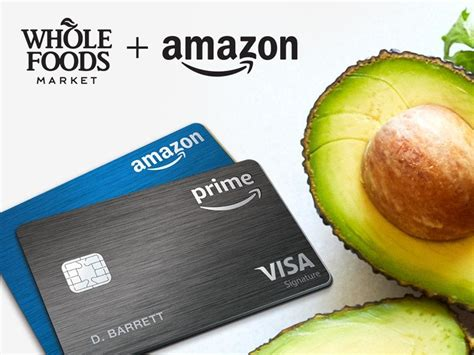 Maybe you would like to learn more about one of these? Amazon Prime Rewards Visa Card now giving 5% back at Whole Foods with Prime Membership : churning