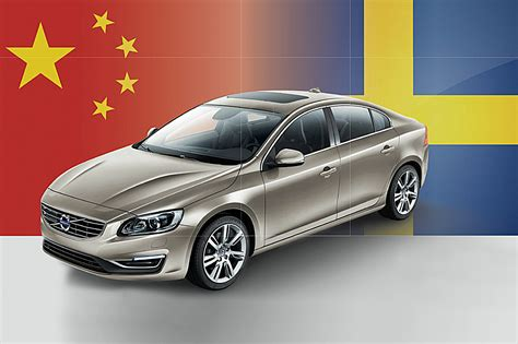 eastern promise chinas  car    sweden